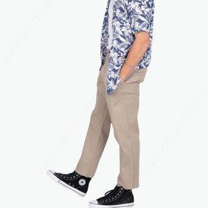 Barney Cools Mens B. Boxy Chino Tan Pants